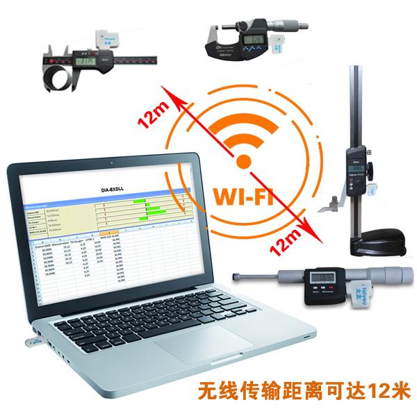 无线传输测量